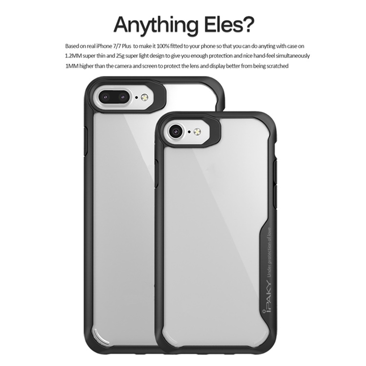 Ốp dẻo IPAKY chống shock Iphone 6/6S/7
