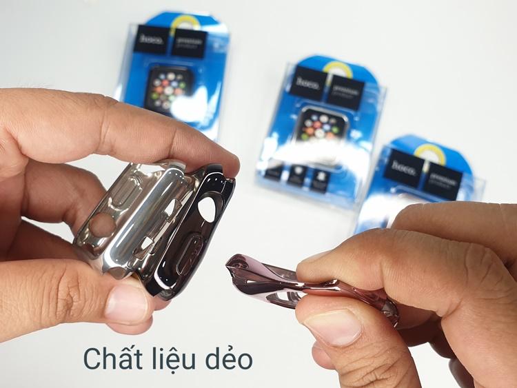 Ốp dẻo color hiệu Hoco cho Apple Watch