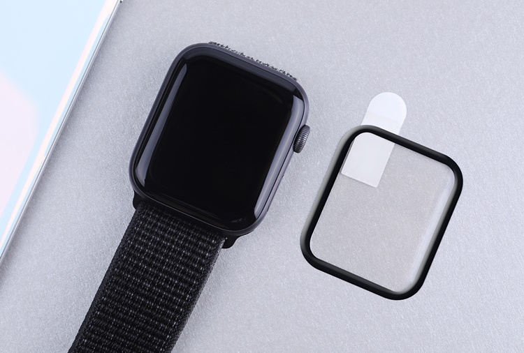 Dán cường lực Apple Watch Nillkin 3D AW+ full keo