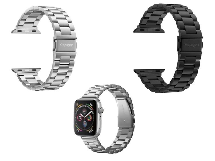 Dây thép Spigen Modern Fit Apple Watch (bản dây 22mm)