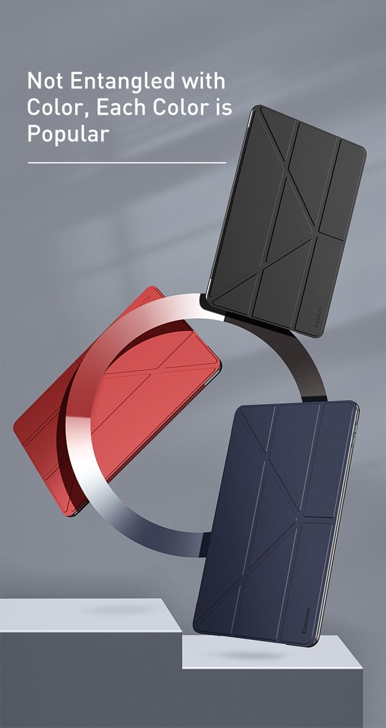 "Bao da Baseus Jane Y-Type Leather iPad 10.2 """