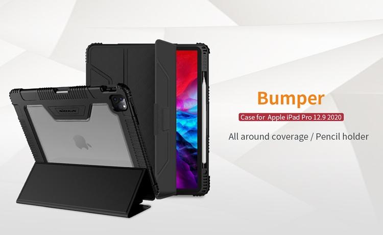 "Bao da Nillkin PAD CASE chống sốc iPad 11"" (2020)"