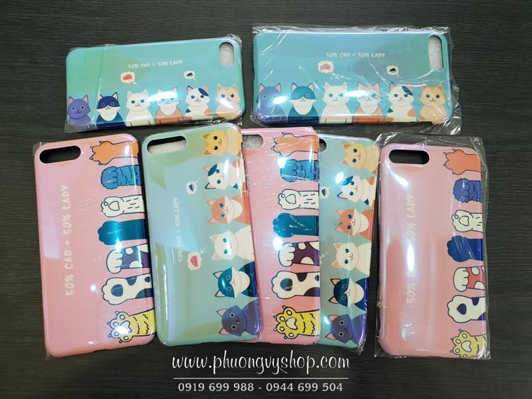 Ốp hình Cute BÓNG iPhone 8 Plus