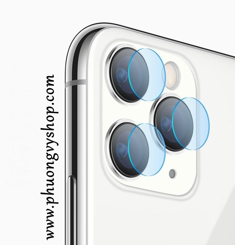 Dán cường lực camera iPhone 11 series