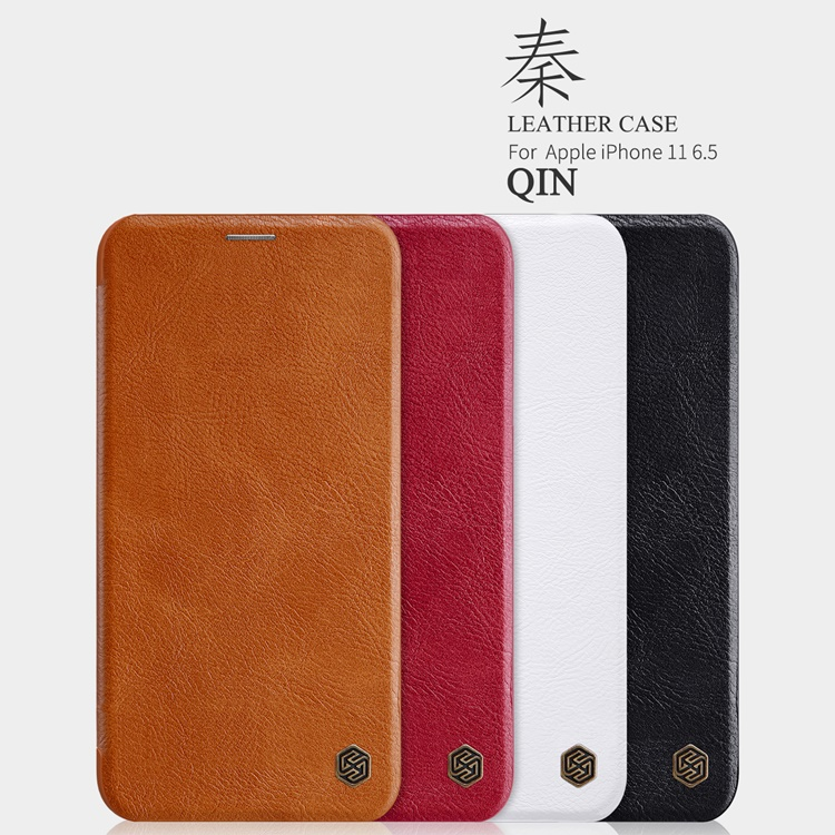 Bao da Nillkin QIN series iPhone 11.
