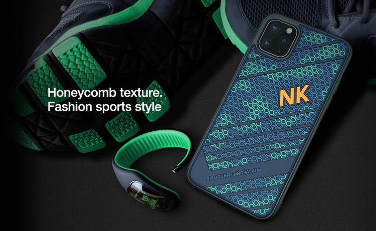 Ốp dẻo Nillkin Striker iPhone 11 Pro Max