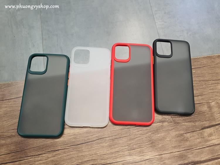 Ốp chống sốc ROCK GUARD NHÁM iPhone 11 (series)