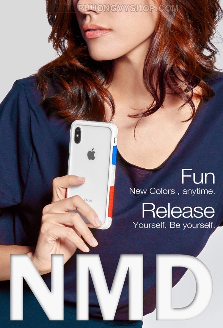 Ốp chống sốc iPhone 11 Pro - Telephant NMDer (chính hãng)