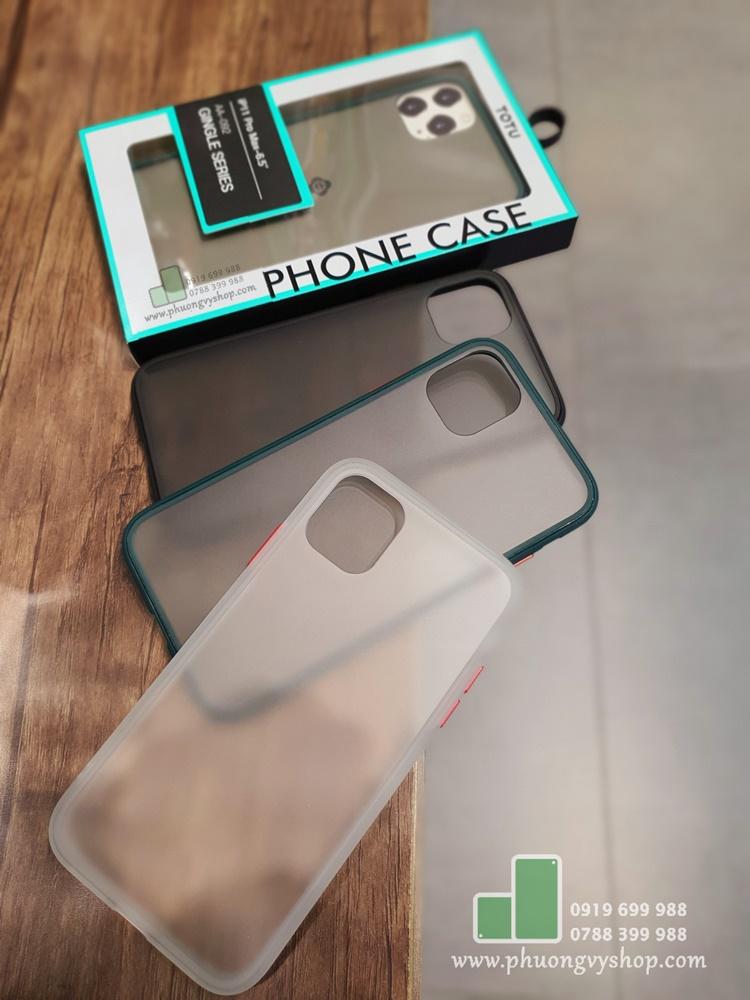 """Ốp dẻo ToTu-092 iPhone 11 (6.1"""")"""