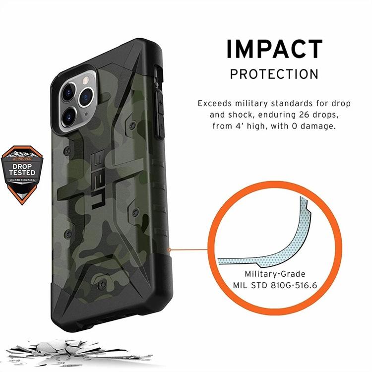 Ốp UAG PATHFINDER SE iPhone 11. (chính hãng)