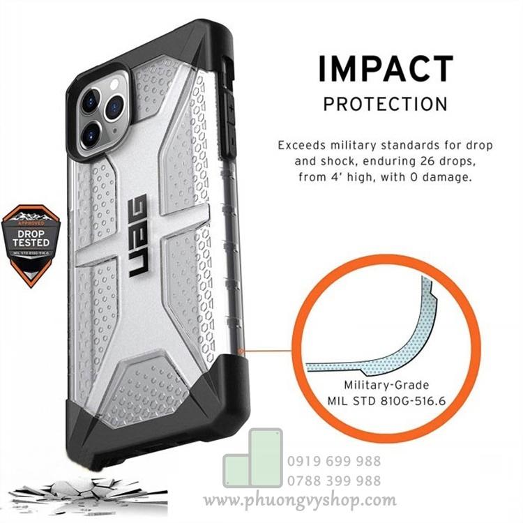Ốp UAG Plasma iPhone 11 Pro Max (chính hãng)