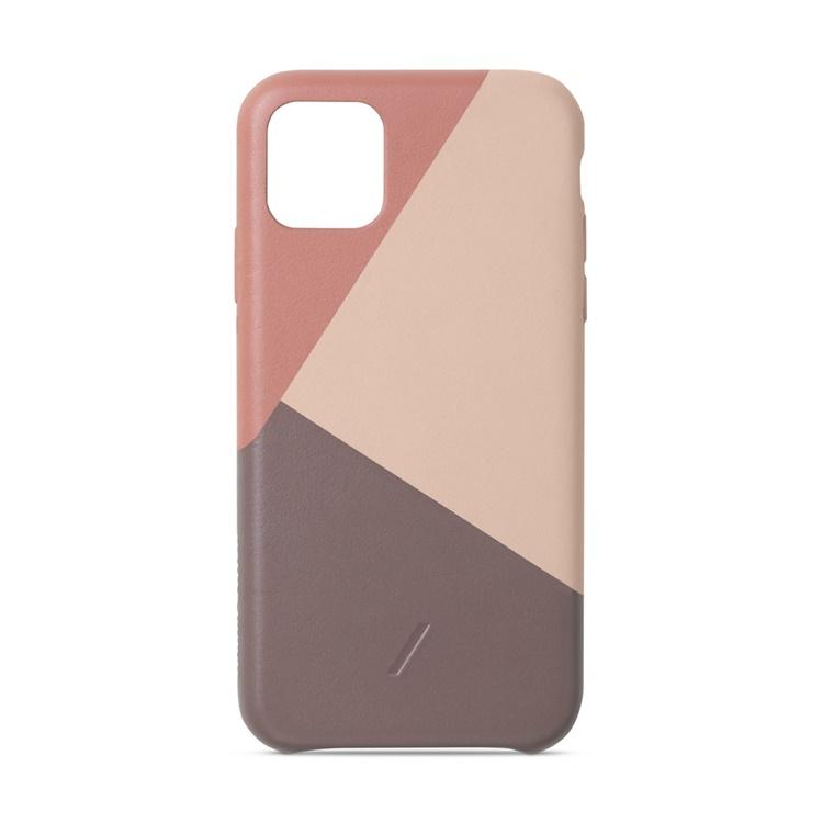 Ốp da Union Clic Marquetry iPhone ProMax (chính hãng)