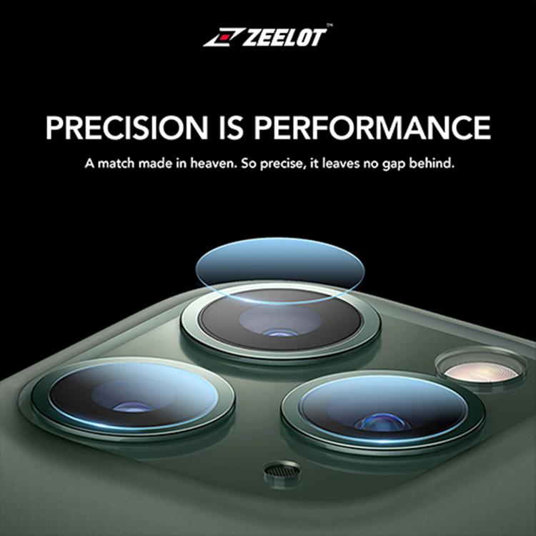 Dán camera iPhone 11 Pro - hiệu ZEELOT (cường lực)