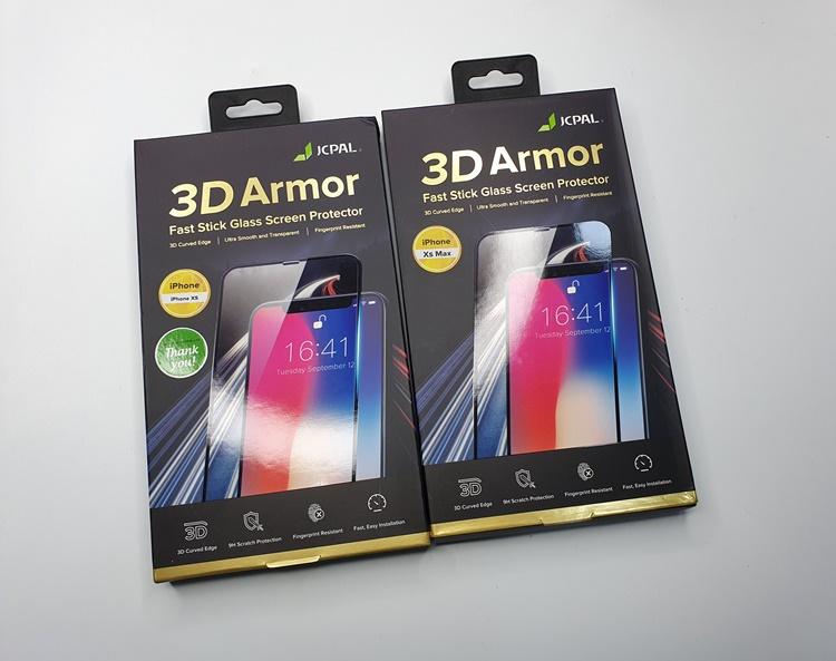 Dán cường lực JCPal 3D Armor iPhone (Full màn hình)