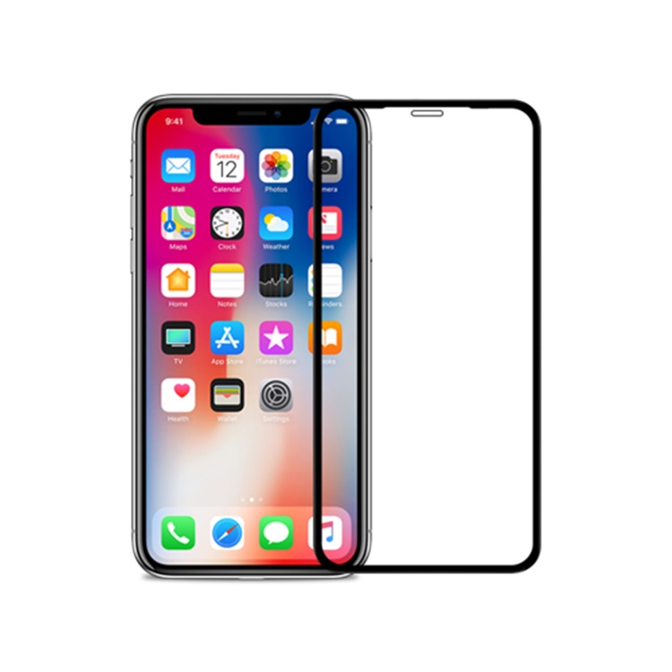 Dán cường lực iPhone 11. Nillkin 3D CP+ Max trong suốt