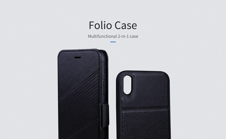 Bao da hiệu Nillkin FOLIO iPhone