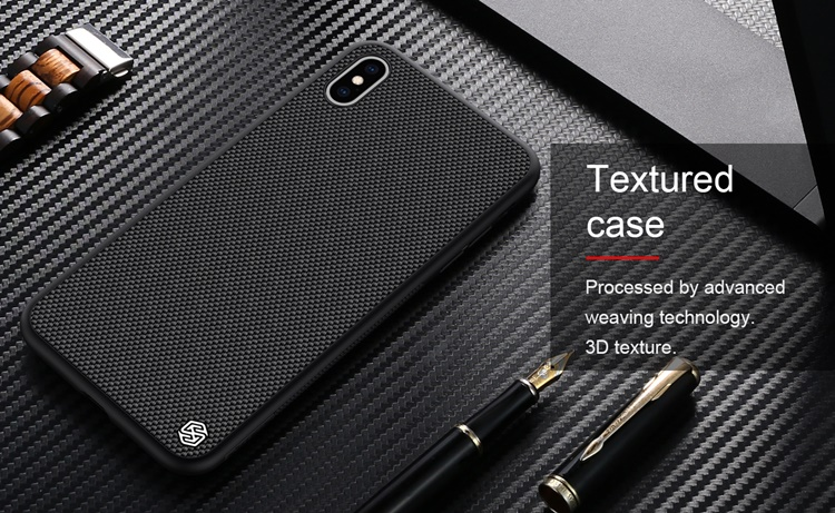 Ốp dẻo Nillkin Textured iPhone