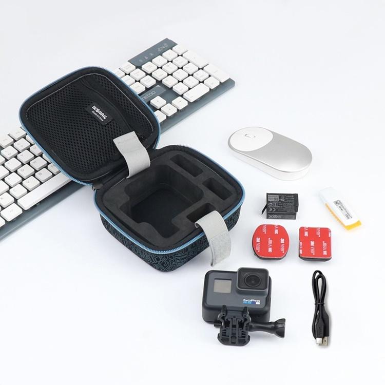 Hộp phụ kiện IKSNAIL cho GoPro