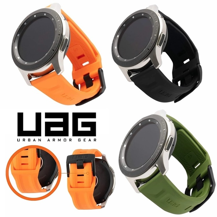 Dây UAG Scout Silicon cho đồng hồ Galaxy Watch (22mm)