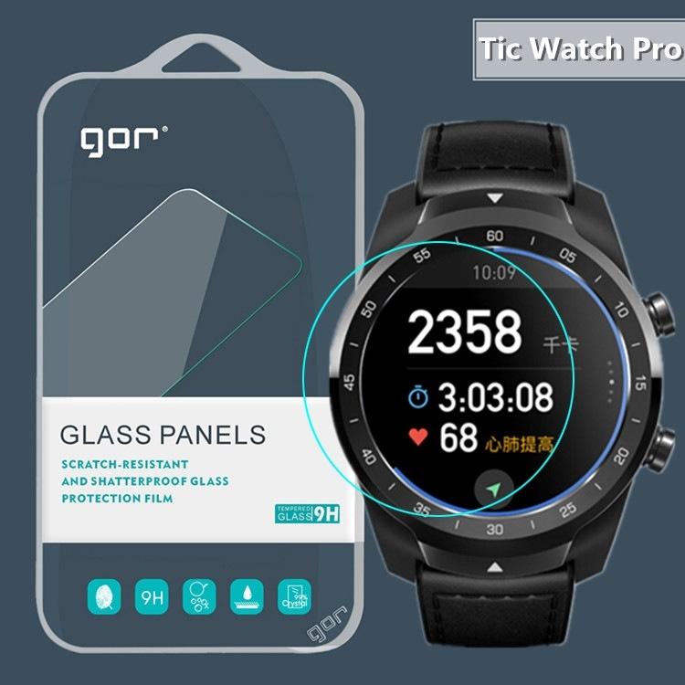 Dán cường lực hiệu GOR cho Ticwatch PRO (combo 2 miếng dán)