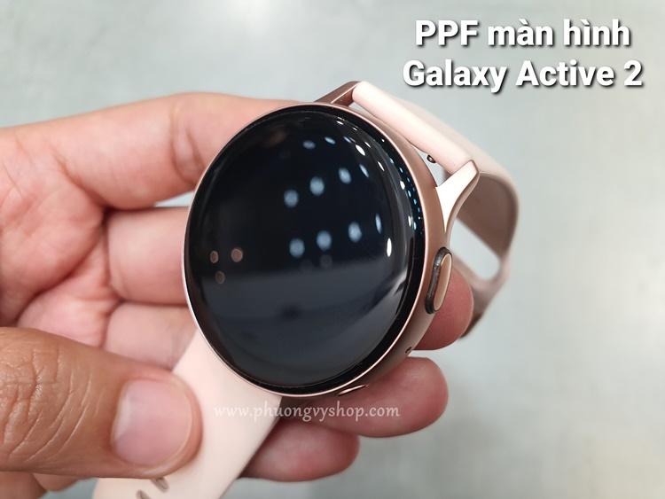 Dán màn hình PPF Galaxy Active 1/2
