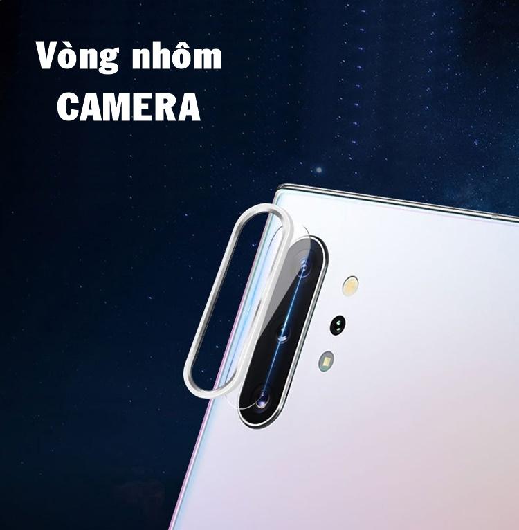Vòng nhôm camera Galaxy Note 10 Plus