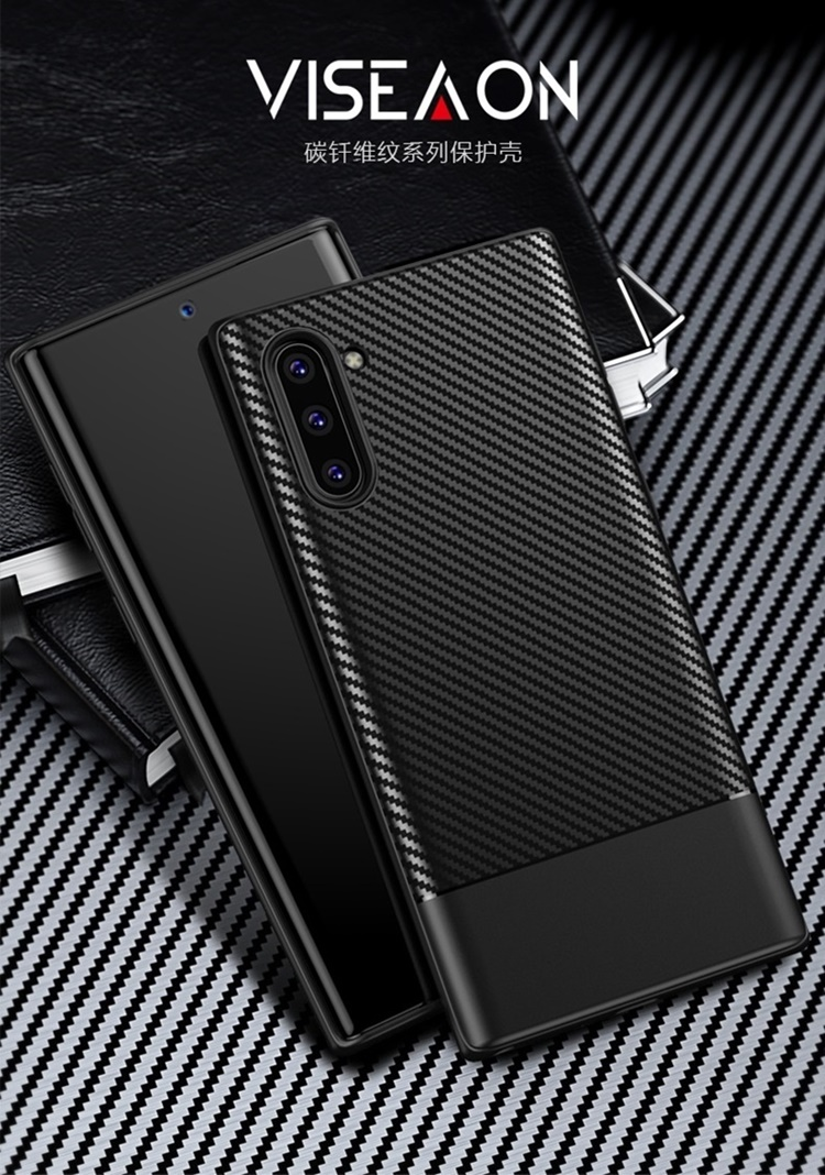 Ốp dẻo carbon Galaxy Note Series