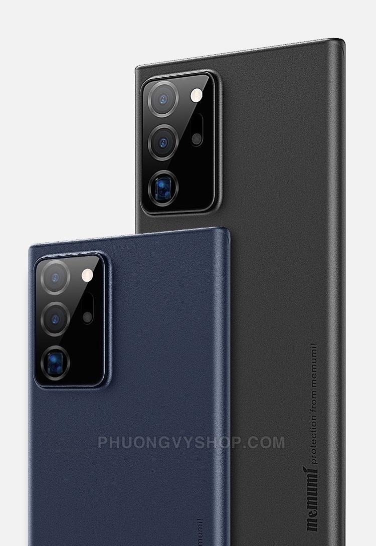 Ốp lưng Galaxy Note 20 Ultra - Memumi siêu mỏng 0.3mm