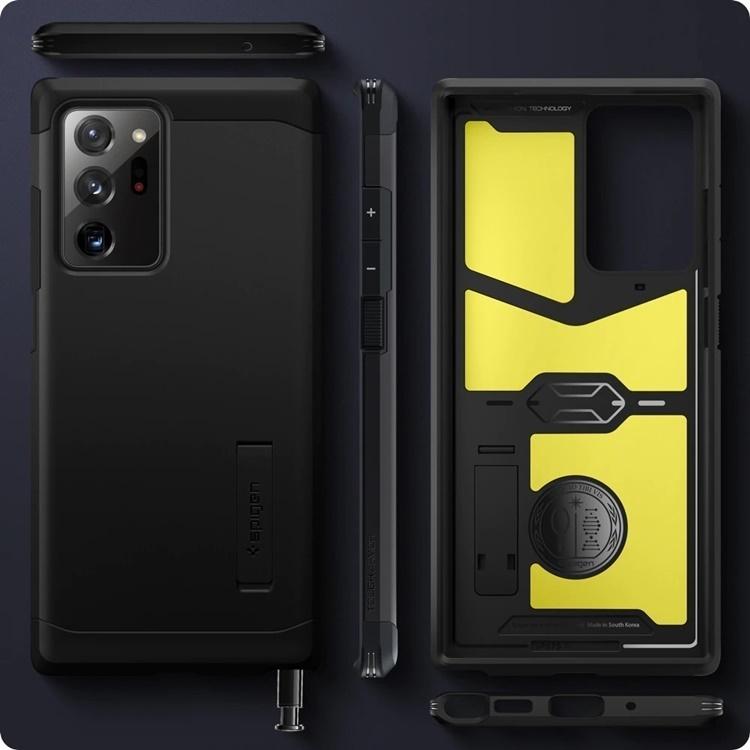 Ốp dẻo Spigen Tough Armor Galaxy Note 20 Ultra (chính hãng)