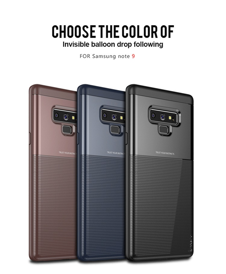 Ốp Ipaky chống sốc Note 9 (UnBreak Series)