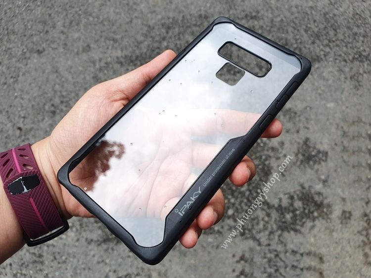 Ốp dẻo IPAKY chống sốc Galaxy Note 9