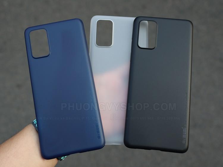 Ốp lưng Galaxy S20 Ultra - Memumi siêu mỏng 0.3mm