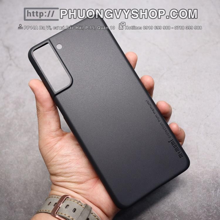 Ốp lưng Galaxy S21 Plus - Memumi siêu mỏng 0.3mm
