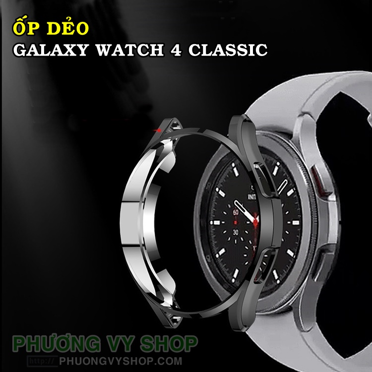 Ốp dẻo color Galaxy Watch 4 classic