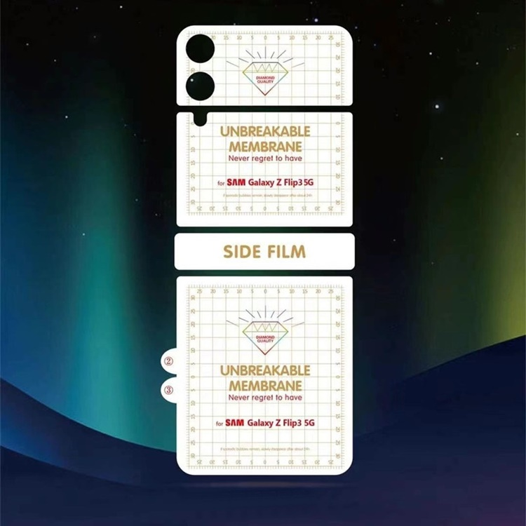 Miếng dán dẻo bảo vệ máy Galaxy Z Flip3 5G