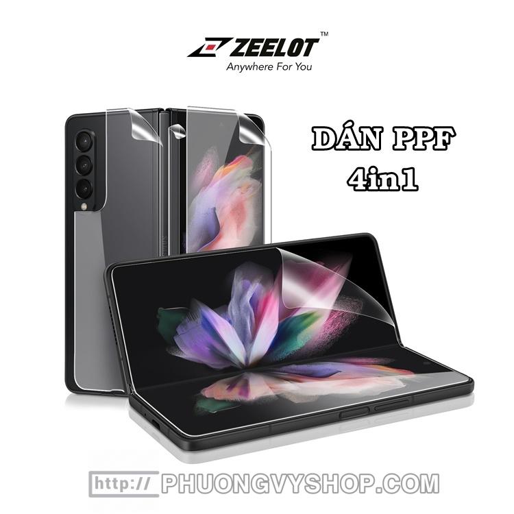 Dán dẻo PPF Zeelot 4in1 Galaxy Z Fold3